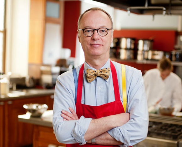Christopher Kimball at Cadillac Palace Theatre