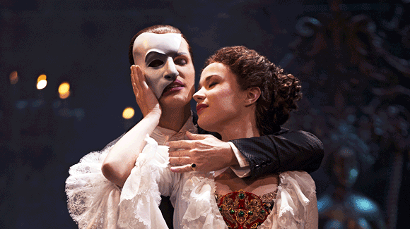 Phantom of The Opera at Cadillac Palace Theatre