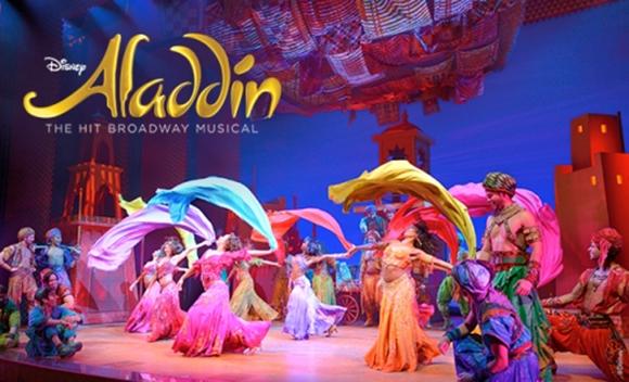 Aladdin at Cadillac Palace Theatre