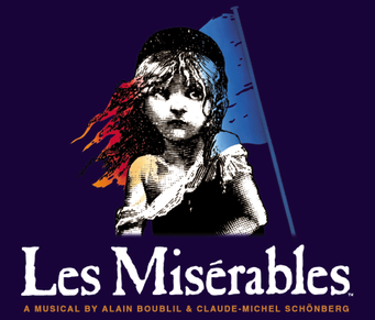 Les Miserables at Cadillac Palace Theatre