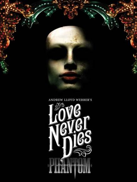 Love Never Dies at Cadillac Palace Theatre