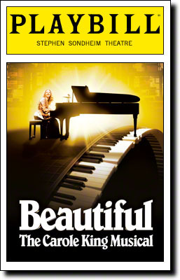 Beautiful: The Carole King Musical at Cadillac Palace Theatre
