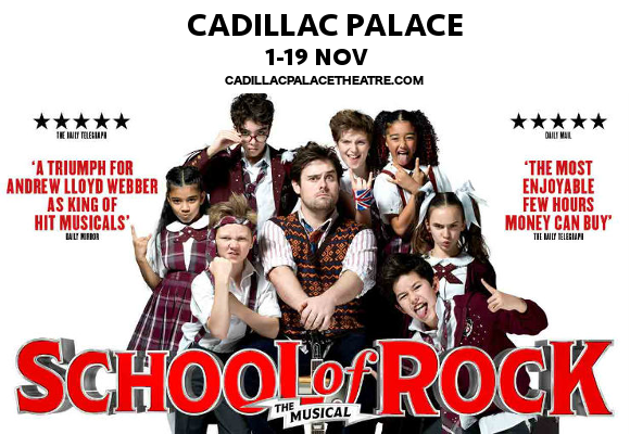 school of rock musical broadway tickets