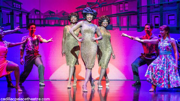 motown the musical live chicago tickets