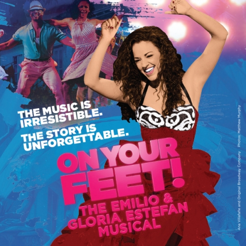 On Your Feet at Cadillac Palace Theatre