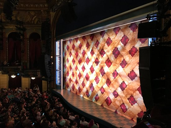 Waitress at Cadillac Palace Theatre