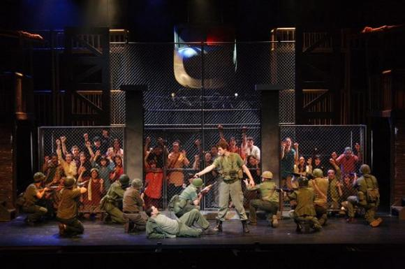 Miss Saigon at Cadillac Palace Theatre