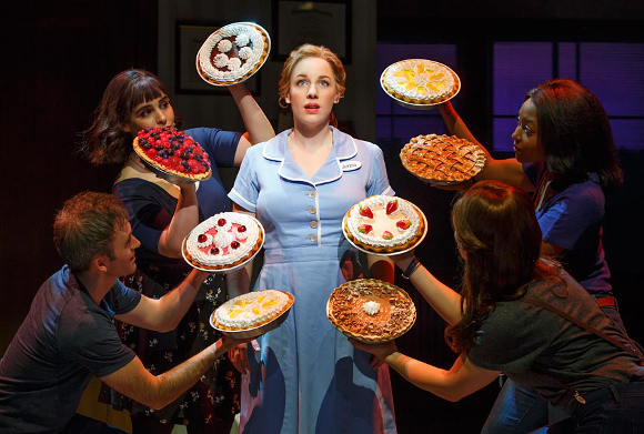 waitress musical broadway