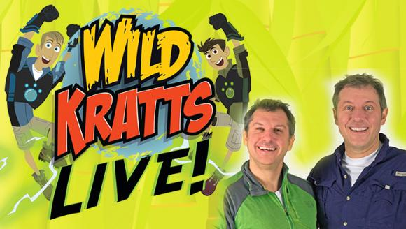 Wild Kratts - Live at Cadillac Palace Theatre