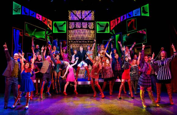 Kinky Boots at Cadillac Palace Theatre