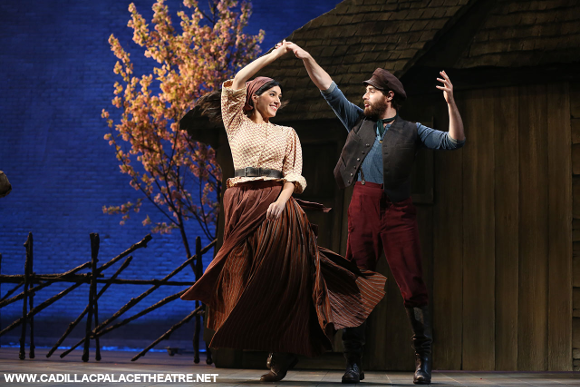 fiddler on the roof broadway musical