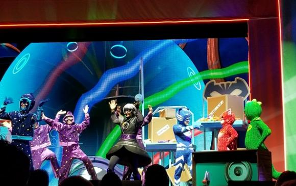 PJ Masks at Cadillac Palace Theatre