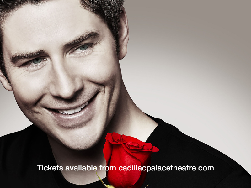 The Bachelor - Live On Stage at Cadillac Palace Theatre
