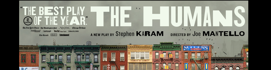 the humans broadway