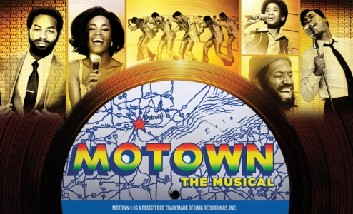 Motown - The Musical at Cadillac Palace Theatre