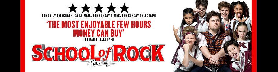 school of rock tickets los angeles