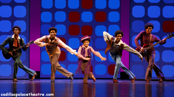 motown musical berry gordy live performance chicago