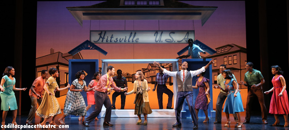 motown musical live cadillac palace theatre tickets