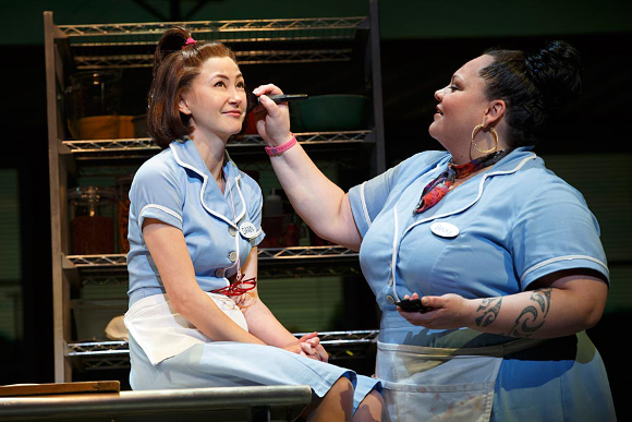 waitress broadway musical buy tickets cadillac palace theatre