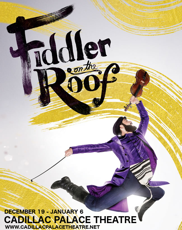 fiddler on the roof cadillac palace theatre