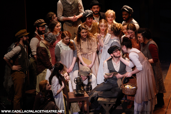 fiddler on the roof cadillac palace tickets